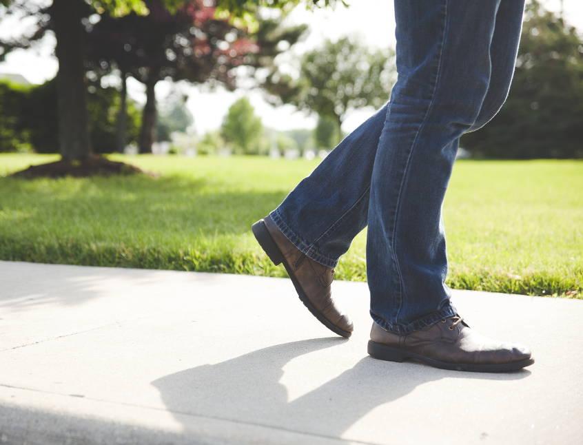 Lawn Sidewalk Edge